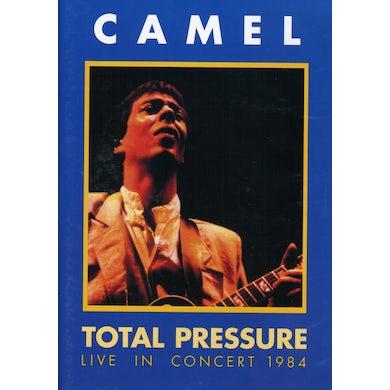 Camel TOTAL PRESSURE: LIVE IN CONCERT 1984 DVD