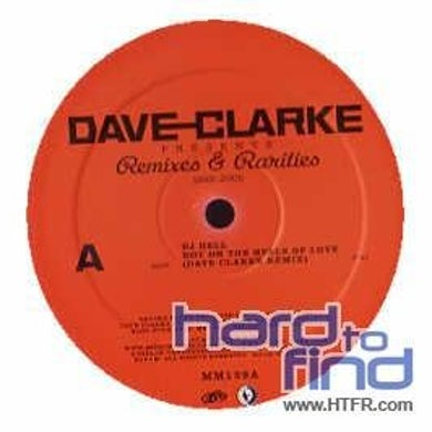 Dave Clarke REMIXES & RARITIES 1992-2005 1 Vinyl Record