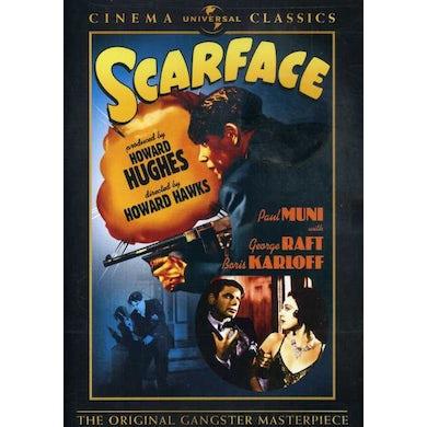 SCARFACE (1932) DVD