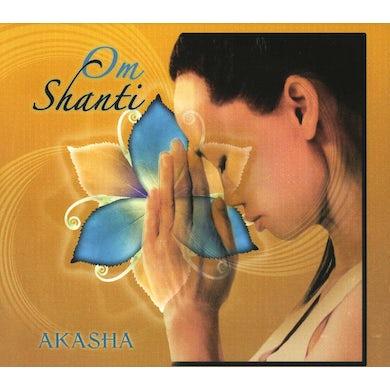 Akasha OM SHANTI CD