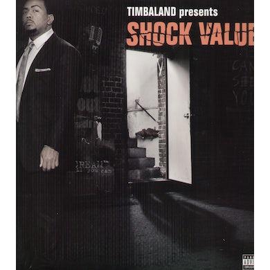 Timbaland PRESENTS SHOCK VALUE Vinyl Record