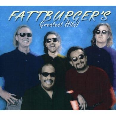 Fattburger GREATEST HITS CD