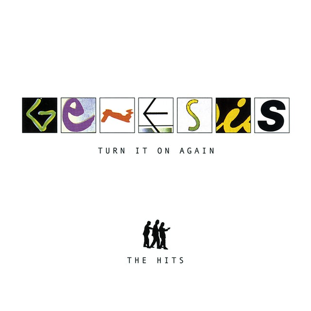 Genesis TURN IT ON AGAIN: THE HITS CD