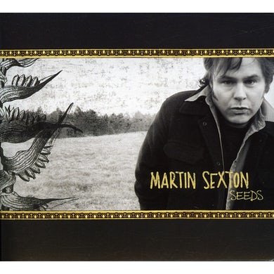 Martin Sexton SEEDS CD