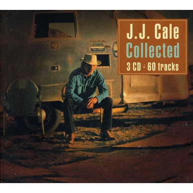 J.J. Cale COLLECTED CD