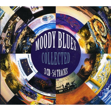The Moody Blues COLLECTED CD