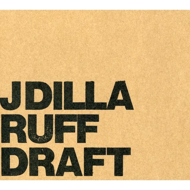 J Dilla RUFF DRAFT CD