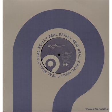 N'Dambi CAN'T CHANGE ME Vinyl Record
