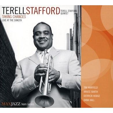 Terell Stafford TAKING CHANCES LIVE AT THE DAKOTA CD