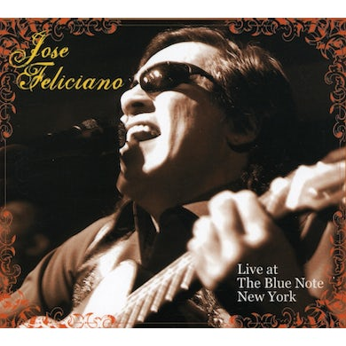 LIVE AT THE BLUE NOTE NEW YORK CD