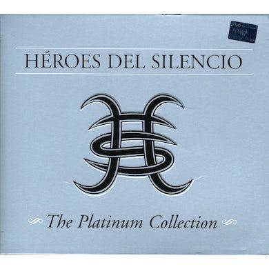 Heroes Del Silencio PLATINUM COLLECTION CD