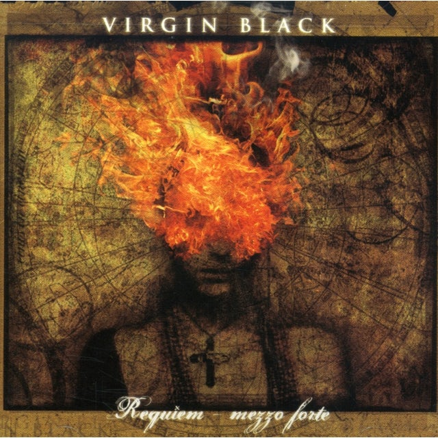 Virgin Black REQUIEM: MEZZO FORTE CD