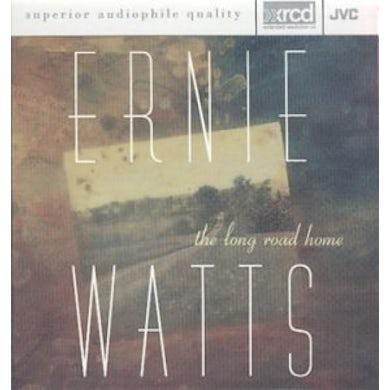 Ernie Watts LONG ROAD HOME CD