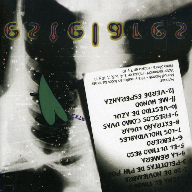 Estelares EXTRANO LUGAR CD