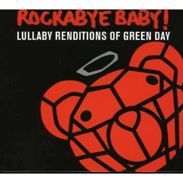 Rockabye Baby LULLABY RENDITIONS OF GREEN DAY CD
