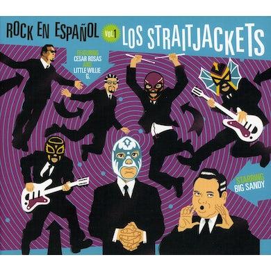 Los Straitjackets ROCK EN ESPANOL 1 CD