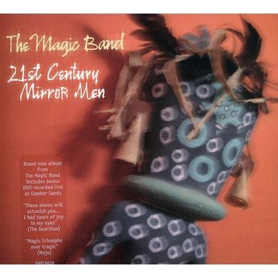Magic Band 21ST CENTURY MIRROR MEN CD