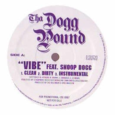 Tha Dogg Pound VIBE / A GOOD DAY Vinyl Record