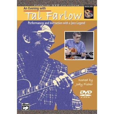 EVENING WITH TAL FARLOW: JAZZ GUITAR DVD