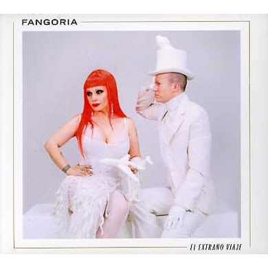 Fangoria EXTRANO VIAJE CD
