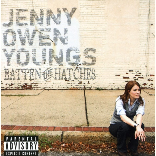 Jenny Owen Youngs BATTEN THE HATCHES CD