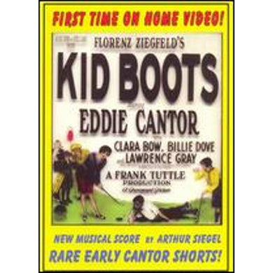 KID BOOTS DVD