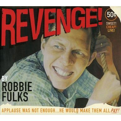 Robbie Fulks REVENGE CD