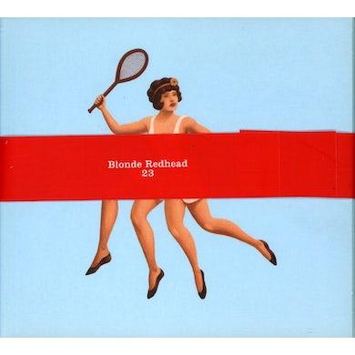 Blonde Redhead 23 CD