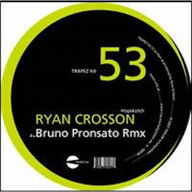 Ryan Crosson HOPSKOTCH & GOTHAM ROAD RMX Vinyl Record