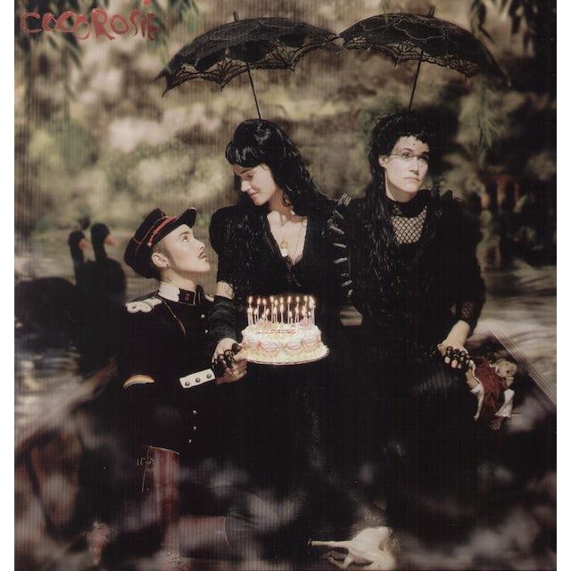 Cocorosie ADVENTURES OF GHOSTHORSE & STILLBORN Vinyl Record