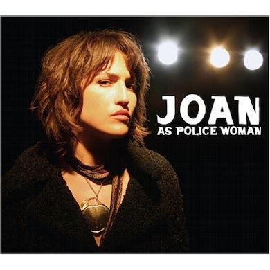 Joan As Police Woman & Benjamin Lazar Davis REAL LIFE CD