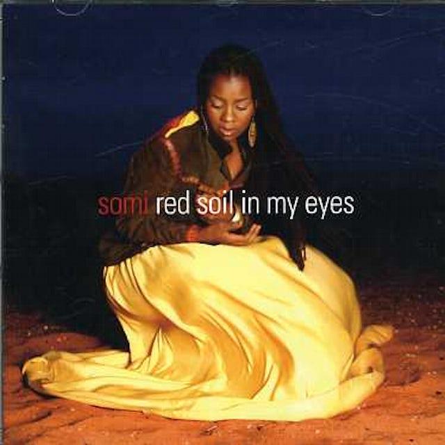 Somi RED SOIL IN MY EYES CD
