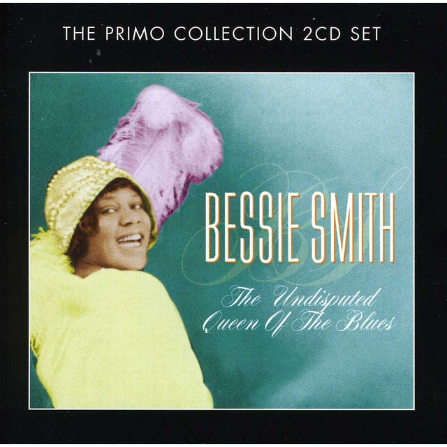 Bessie Smith UNDISPUTED QUEEN OF THE BLUES CD