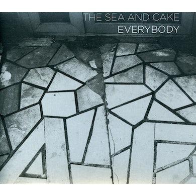 The Sea and Cake EVERYBODY CD