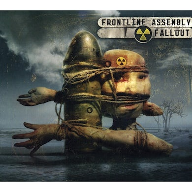 Front Line Assembly FALLOUT CD