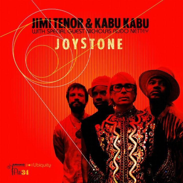 Jimi Tenor / Kabu Kabu JOYSTONE Vinyl Record