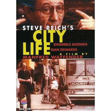 Steve Reich CITY LIFE DVD