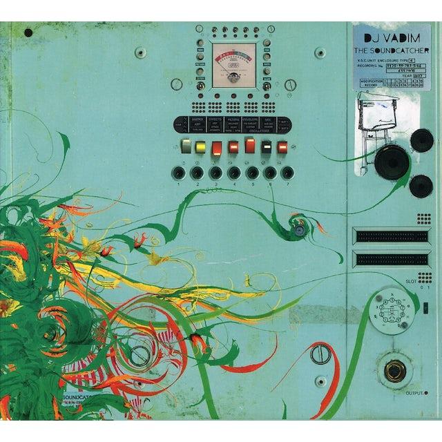 Dj Vadim SOUND CATCHER CD
