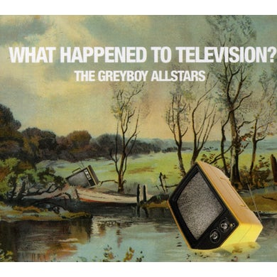 Greyboy Allstars WHAT HAPPENED TO TV CD
