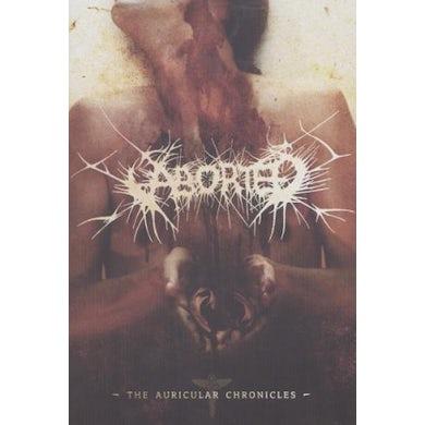 Aborted AURICULAR CHRONICLES DVD