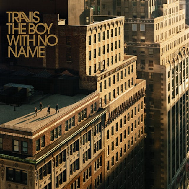 Travis BOY WITH NO NAME CD