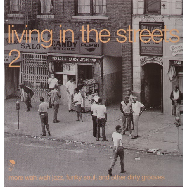 Living In The Streets 2 / Various (Uk) LIVING IN THE STREETS 2 / VARIOUS Vinyl Record