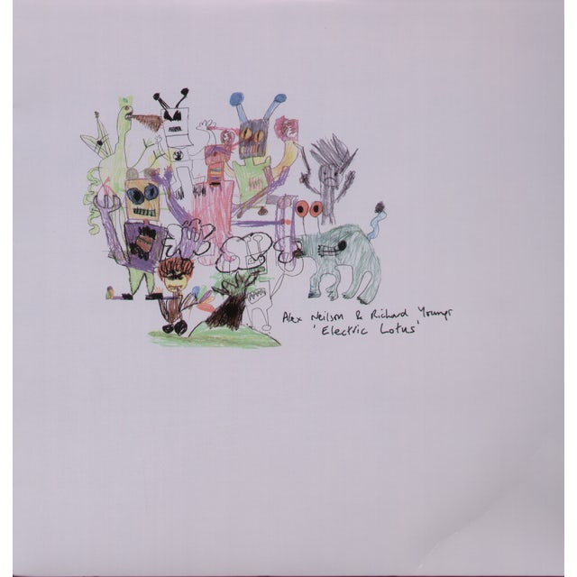 Richard Youngs / Alex Neilson ELECTRIC LOTUS / LOTUS EDITION Vinyl Record
