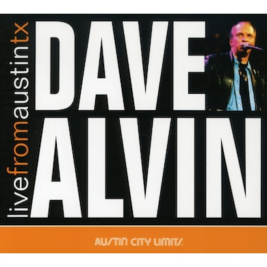 Dave Alvin LIVE FROM AUSTIN TEXAS CD