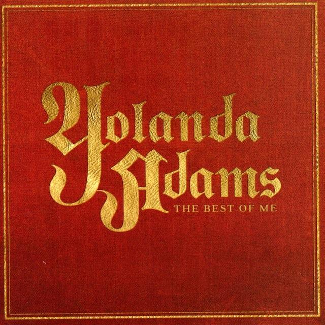 Yolanda Adams BEST OF ME: GREATEST HITS CD