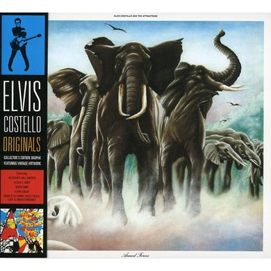 Elvis Costello ARMED FORCES CD