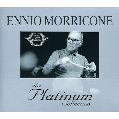 Ennio Morricone PLATINUM COLLECTION / Original Soundtrack CD