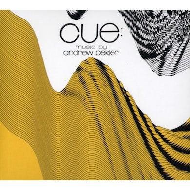 Andrew Pekler CUE CD