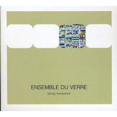 Ensemble du Verre FACING TRANSPARENT CD