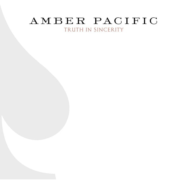 Amber Pacific TRUTH IN SINCERITY CD